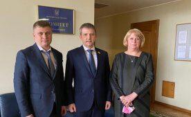 Сергій Демченко довів необхідність невідкладного прийняття законопроекту про збільшення видатків для здійснення правосуддя