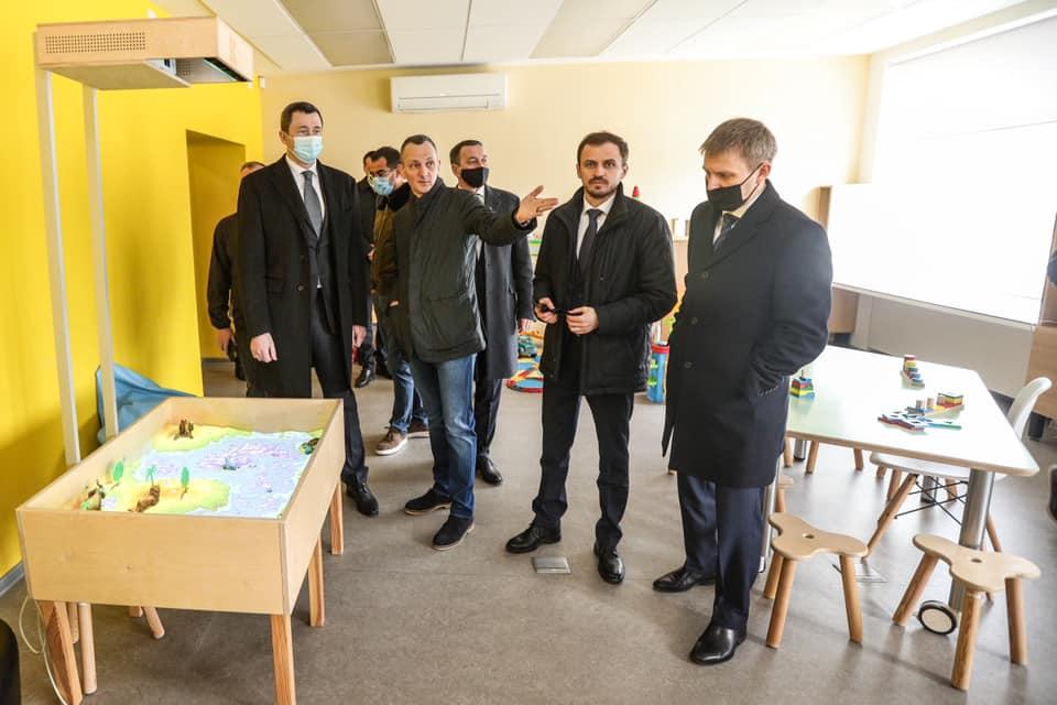 «Велике Будівництво» Дніпровського району  – Солонянська громада