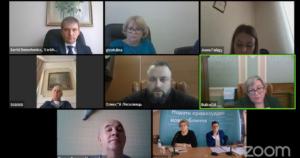 Засідання Робочої групи з питання забезпечення належного фінансування судової влади в Україні