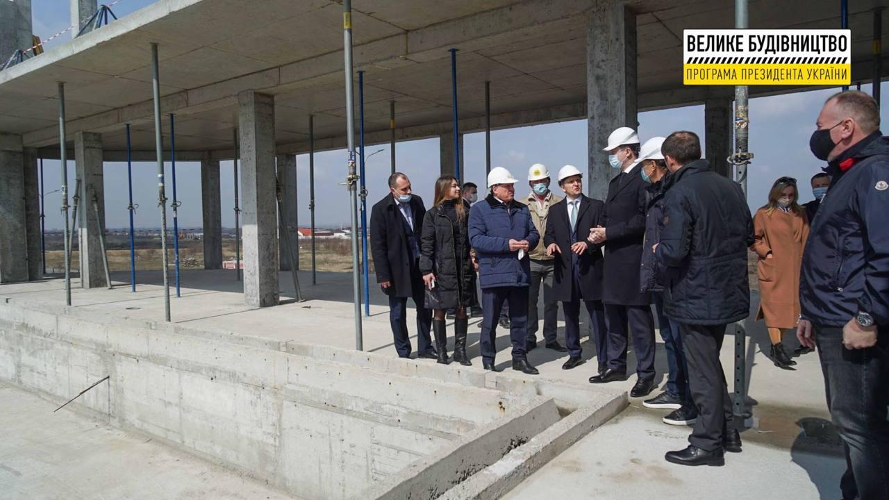 «Велике Будівництво» 29 округу та Дніпровського району – Слобожанська громада