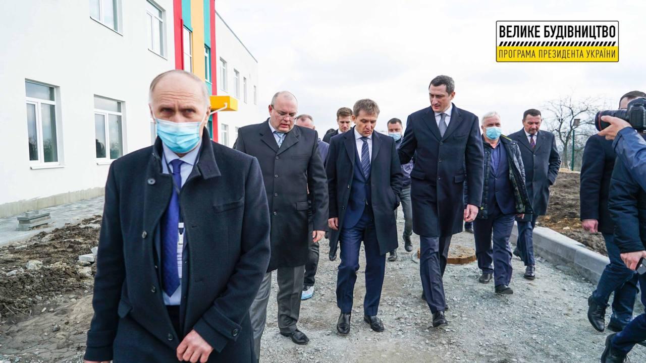 «Велике Будівництво» 29 округу та Дніпровського району – Новоолександрівська громада