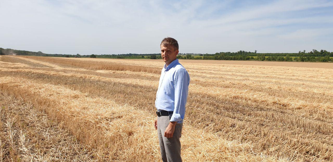 Співпраця держави з аграріями Дніпровщини