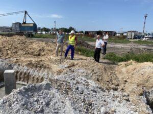 """Приватний інвестор працює над будівництвом майбутнього терміналу міжнародного аеропорту """"Дніпро"""""""