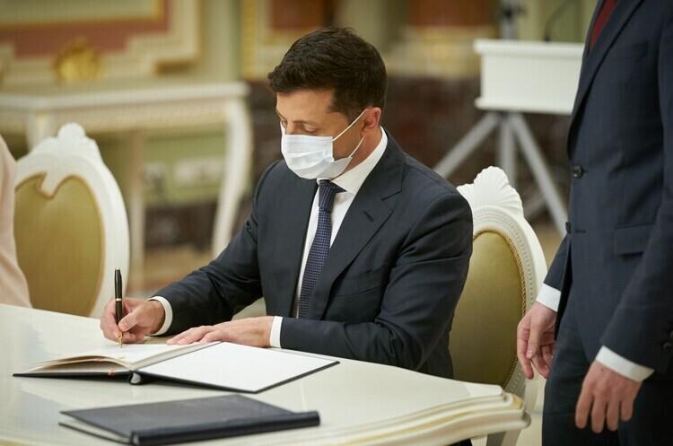Президент України підписав ініційований народним депутатом С. Демченко Закон щодо фінансування судової влади