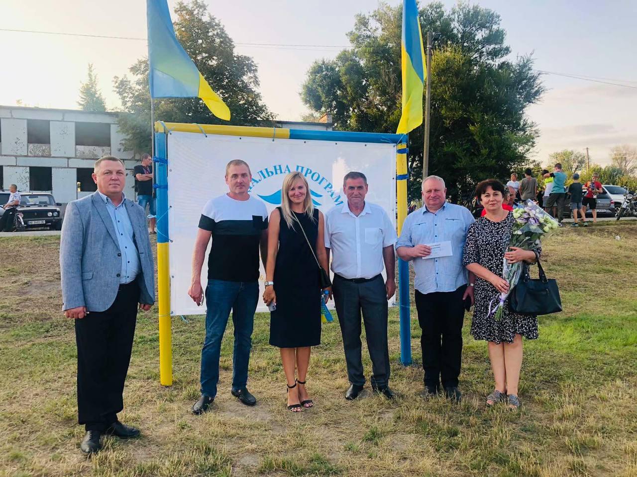 Святкування Дня Незалежності України в Миколаївській громаді