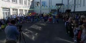 Сурсько – Литовська школа відкрила свої двері